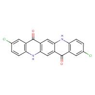2,9-dichloro-5,12-dihydroquinolino[2,3-b]acridine-7,14-dione