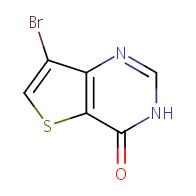 7-bromo-3H,4H-thieno[3,2-d]pyrimidin-4-one