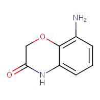 8-Amino-4H-1,4-benzoxazin-3-one