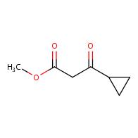 methyl 3-cyclopropyl-3-oxopropanoate