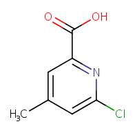 6-chloro-4-methylpyridine-2-carboxylic acid
