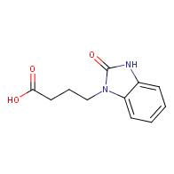 4-(2-Oxo-2,3-dihydro-1H-benzo[d]imidazol-1-yl)butanoic acid
