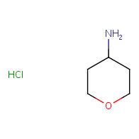 oxan-4-amine hydrochloride