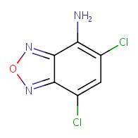 5,7-Dichlorobenzo[c][1,2,5]oxadiazol-4-amine