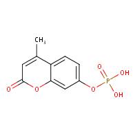 2H-1-Benzopyran-2-one,4-methyl-7-(phosphonooxy)-