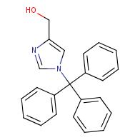 (1-trityl-1H-imidazol-4-yl)methanol