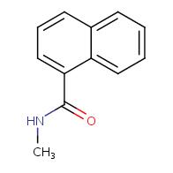 N-methylnaphthalene-1-carboxamide