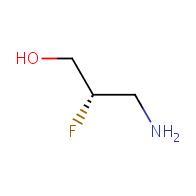 (2S)-3-amino-2-fluoropropan-1-ol