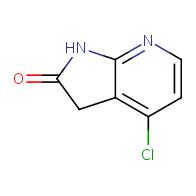 4-chloro-1H,2H,3H-pyrrolo[2,3-b]pyridin-2-one