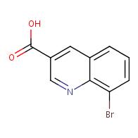 8-bromoquinoline-3-carboxylic acid