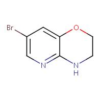 7-Bromo-3,4-dihydro-2H-pyrido[3,2-b]-1,4-oxazine