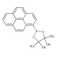 4,4,5,5-Tetramethyl-2-(pyren-1-yl)-1,3,2-dioxaborolane