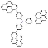 tris(4-(pyren-1-yl)phenyl)amine