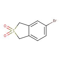 5-bromo-1,3-dihydro-benzo(c)thiophene 2,2-dioxide