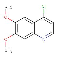 4-chloro-6,7-dimethoxyquinoline