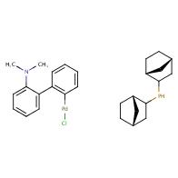 Chloro(di-2-norbornylphosphino)(2