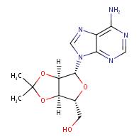 [(3aR,4R,6R,6aR)-6-(6-amino-9H-purin-9-yl)-2,2-dimethyl-tetrahydro-2H-furo[3,4-d][1,3]dioxol-4-yl]methanol