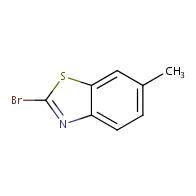 2-bromo-6-methylbenzo[d]thiazole