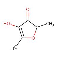 4-Hydroxy-2,5-dimethyl-3(2H)furanone