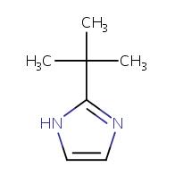 1h-imidazole, 2-(1,1-dimethylethyl)-