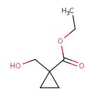 Ethyl 1-(hydroxymethyl)cyclopropanecarboxylate