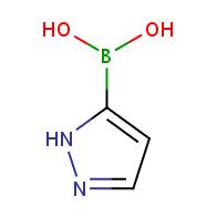 1H-pyrazol-5-yl-5-boronic acid