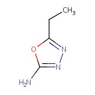5-ethyl-1,3,4-oxadiazol-2-amine