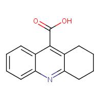 1,2,3,4-tetrahydroacridine-9-carboxylic acid