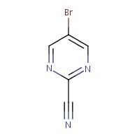 5-bromopyrimidine-2-carbonitrile