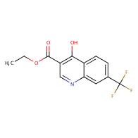 Ethyl 4-hydroxy-7-(trifluoromethyl)quinoline-3-carboxylate