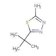 5-tert-butyl-1,3,4-thiadiazol-2-amine
