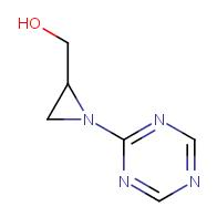 (1-(1,3,5-Triazin-2-yl)aziridin-2-yl)methanol