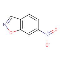 6-nitrobenzo[d]isoxazole
