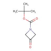 tert-butyl 3-oxoazetidine-1-carboxylate