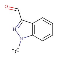 1-methyl-1H-indazole-3-carbaldehyde