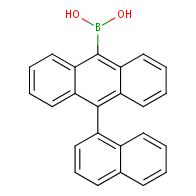 (10-(Naphthalen-1-yl)anthracen-9-yl)boronic acid