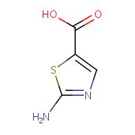 2-aminothiazole-5-carboxylic acid