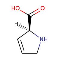 (S)-2,5-dihydro-1H-pyrrole-2-carboxylic acid