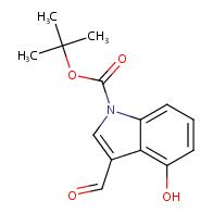 1-Boc-3-Formyl-4-hydroxyindole