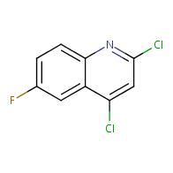 2,4-dichloro-6-fluoroquinoline