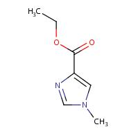 ethyl 1-methyl-1H-imidazole-4-carboxylate