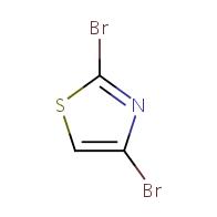 2,4-dibromo-1,3-thiazole