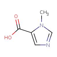 1-methyl-1H-imidazole-5-carboxylic acid