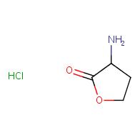 3-aminooxolan-2-one hydrochloride