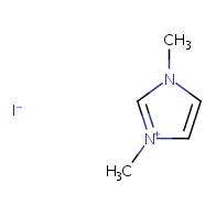 1,3-dimethylimidazol-1-ium iodide