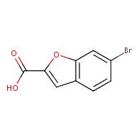 6-Bromobenzofuran-2-carboxylic acid