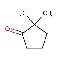 2,2-dimethylcyclopentan-1-one