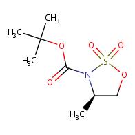 (R)-3-boc-4-methyl-2,2-dioxo-[1,2,3]oxathiazolidine