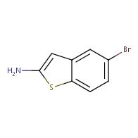 5-Bromobenzo[b]thiophen-2-amine