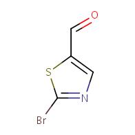 2-bromo-1,3-thiazole-5-carbaldehyde